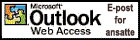 Outlook Web Acess - e-post for ansatte