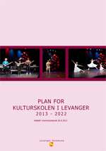 Plan for Kulturskolen i Levanger PDF