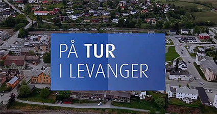 """På tur i Levanger"" - klikk for video"